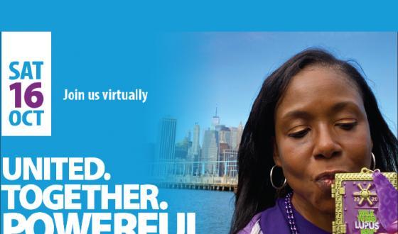 Texas Gulf Coast Virtual Walk To END Lupus Now - October 16