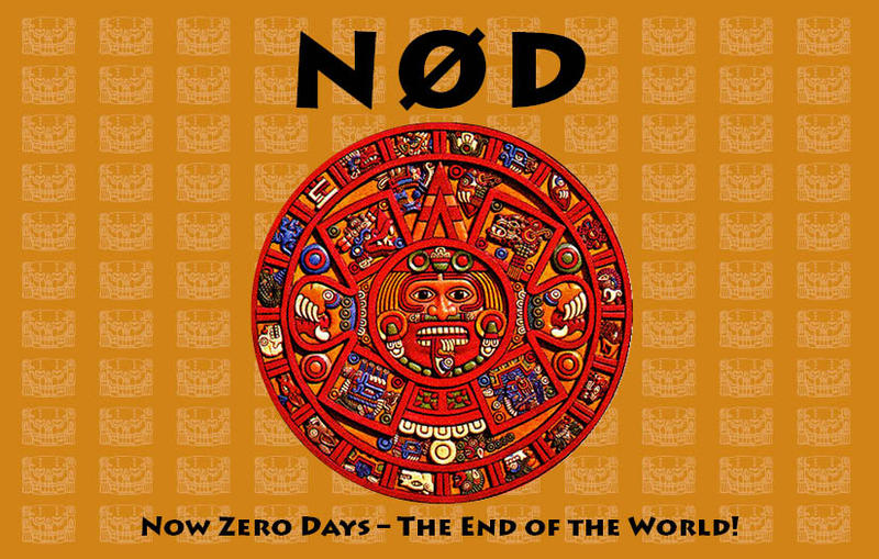 N0D - Special Event Station for Doomsday - The End of the World!