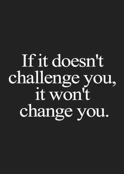 Quotes About Challenges Amusing Deepthought Digest & Rock It #justdoit #rockincareer  Kickass . Inspiration Design