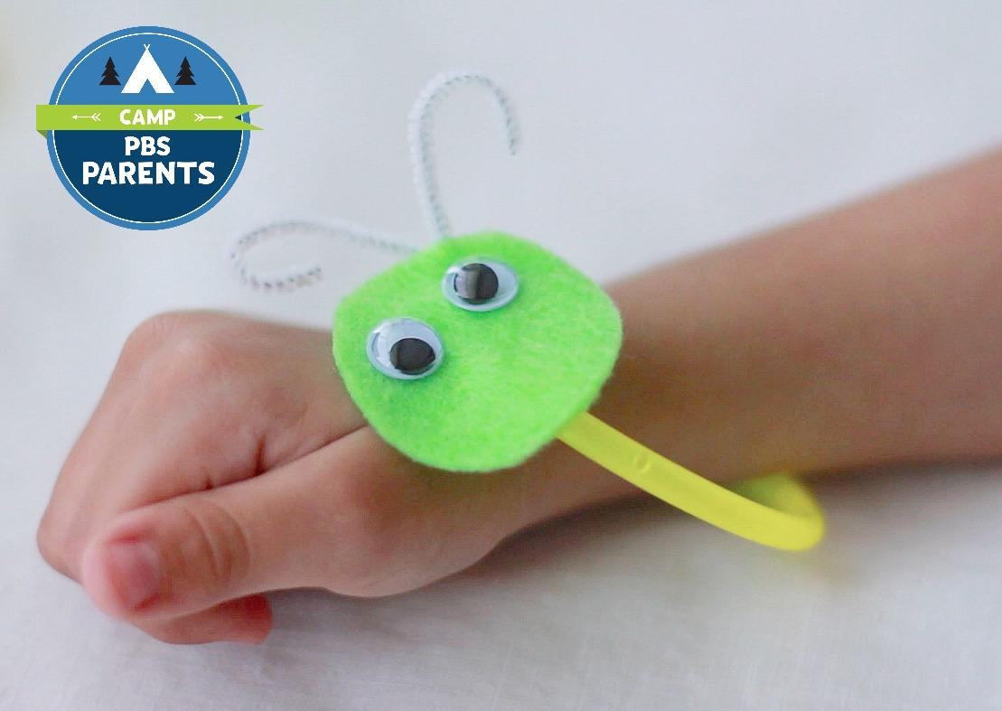 glow-worm bracelet
