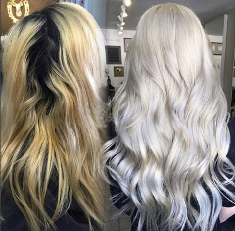 HNI Fanola 611 Dark Blonde Intense Ash  Hair  Pinterest  Dark Blonde Ash