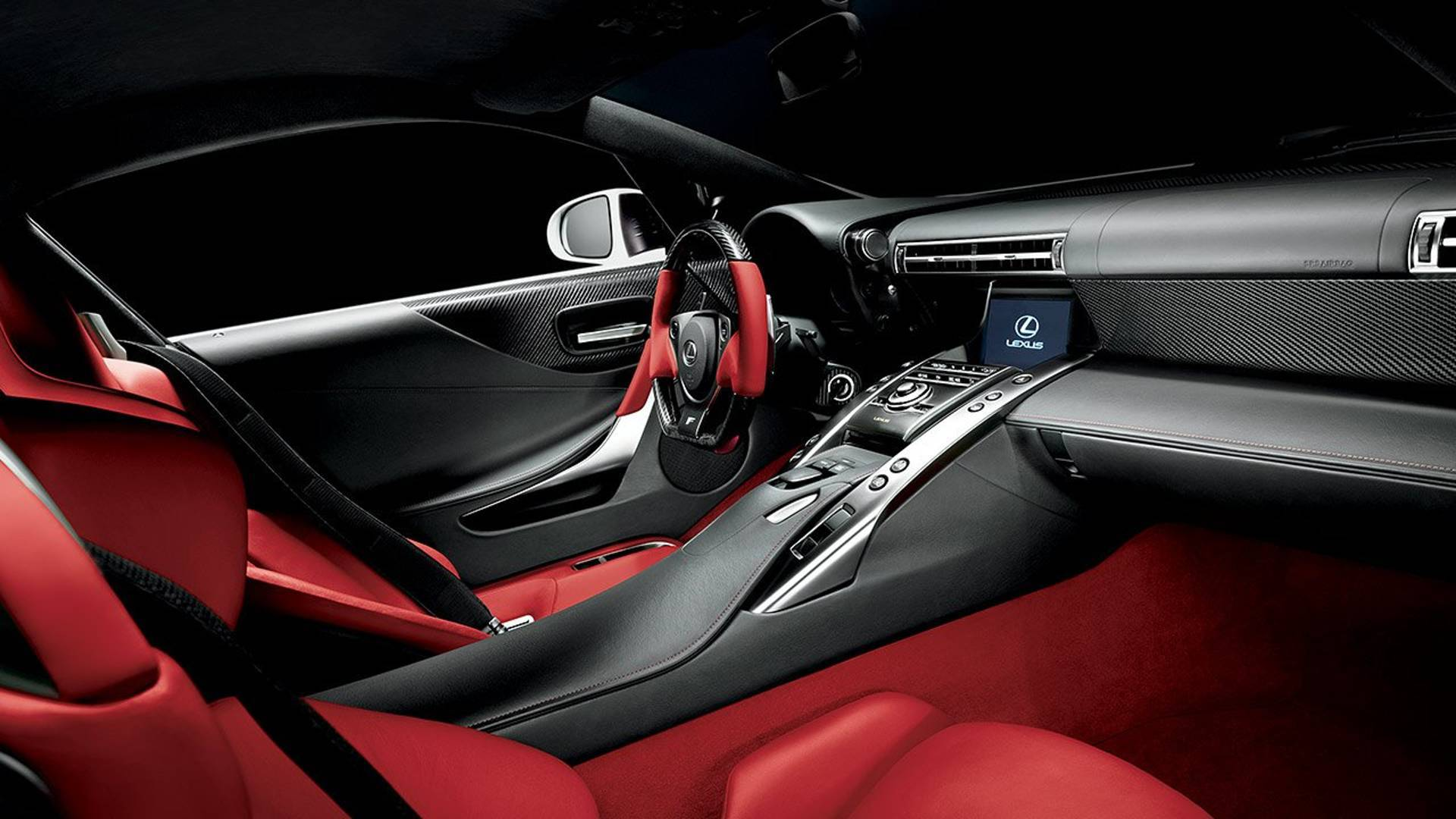 Lexus LFA Supercar Photo Gallery   See Interior And Exterior Images Of The Lexus  LFA