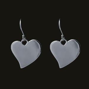 Melissa Heart Earring