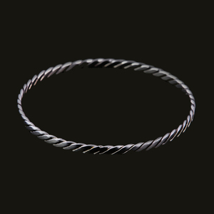 Gemma Edged Bangle
