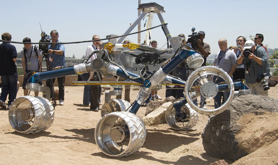 The Next Mars Rover - MIT Technology Review
