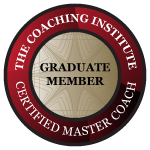 TCI Credentialed Master Practitioner of Coaching Members Badge 150x150px
