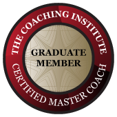 TCI Credentialed Master Practitioner of Coaching Members Badge 170x170px