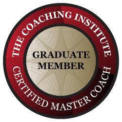 TCI Credentialed Master Practitioner of Coaching Members Badge 250x250px