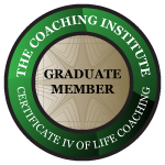 Certificate IV of Life Coaching Graduate Member at The Coaching Institute