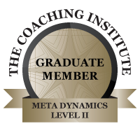 Meta Dynamics Level II Graduate Member at The Coaching Institute