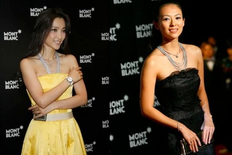 Li Bingbing and Zhang Ziyi