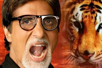 Bachchan Opens Wide