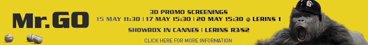 Showbox at Cannes