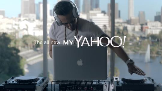 Yahoo myyahoo