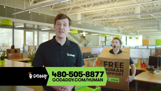 Godaddy freehumansupport 1