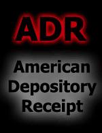 American-depository-receipt