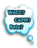 Wacc-question