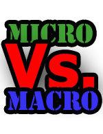 Micro-vs-macro