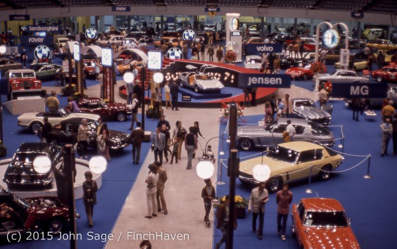 Los Angeles Auto Show 1971 01