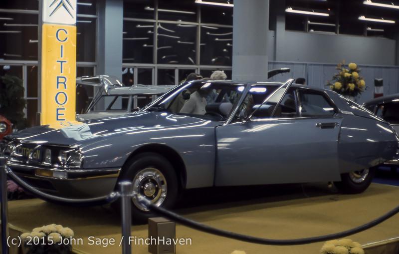 Los Angeles Auto Show 1971 18