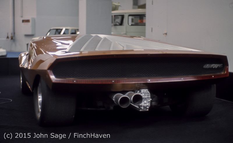 Los Angeles Auto Show 1971 19