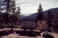 Mount San Gorgonio CA 1972-01