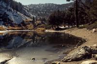 Mount San Gorgonio CA 1972-03