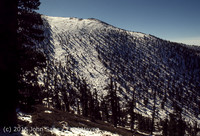 Mount San Gorgonio CA 1972-11