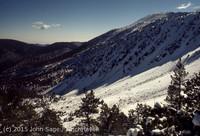 Mount San Gorgonio CA 1972-13