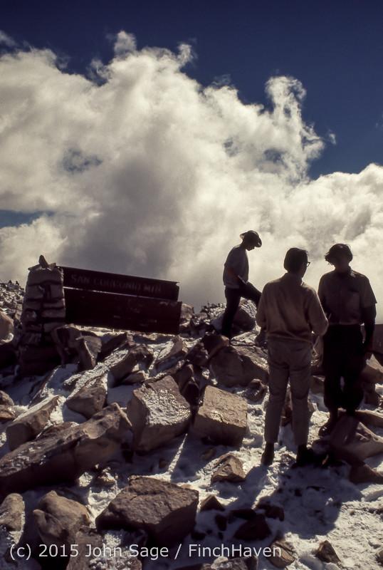 Mount San Gorgonio CA 1972-23