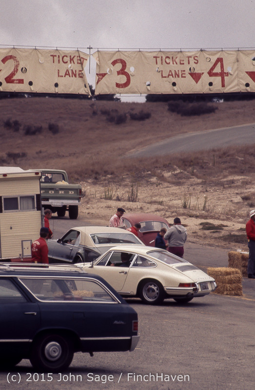 Trans-Am Race Laguna Seca CA Oct 1971-02