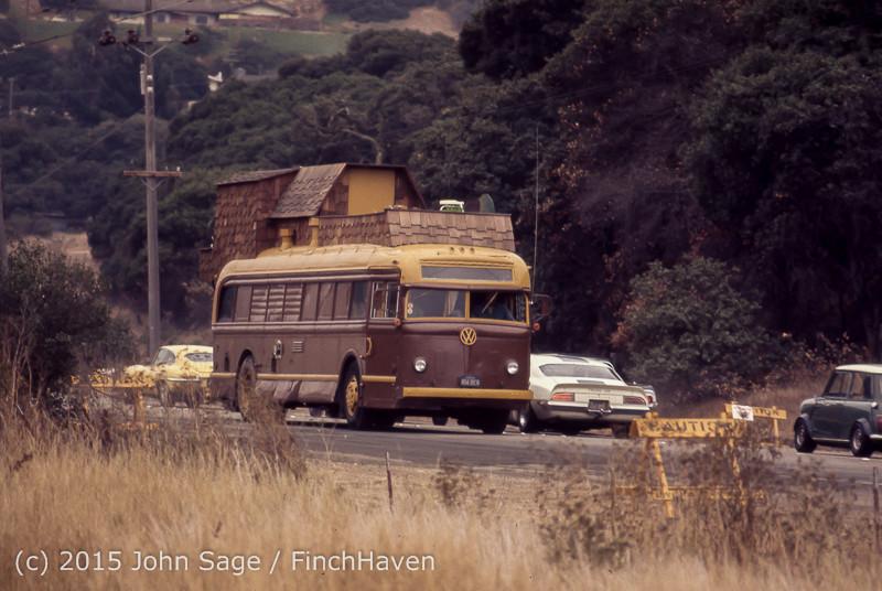 Trans-Am Race Laguna Seca CA Oct 1971-03