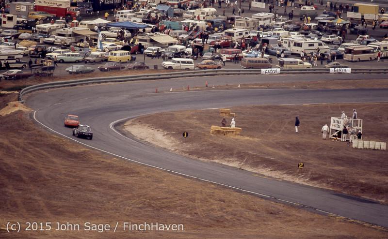 Trans-Am Race Laguna Seca CA Oct 1971-04