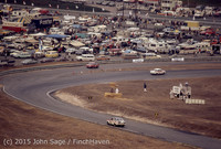 Trans-Am Race Laguna Seca CA Oct 1971-05