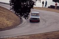 Trans-Am Race Laguna Seca CA Oct 1971-08