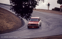Trans-Am Race Laguna Seca CA Oct 1971-10
