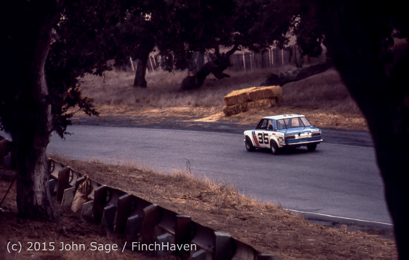 Trans-Am Race Laguna Seca CA Oct 1971-11