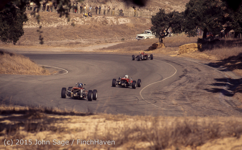 Trans-Am Race Laguna Seca CA Oct 1971-16