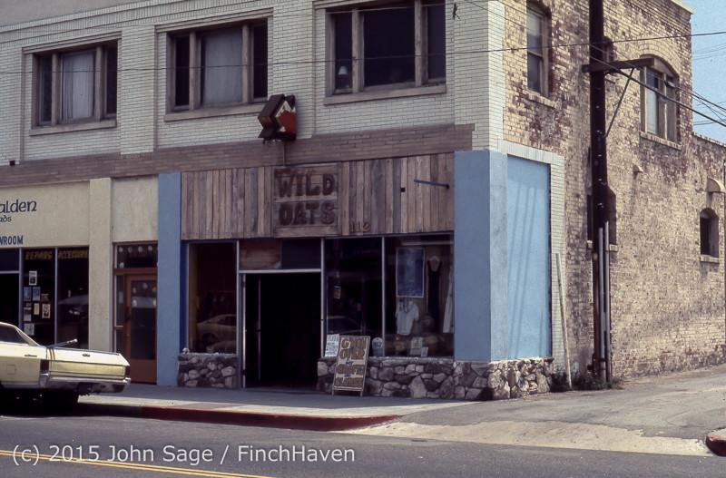 Wild Oats Huntington Beach CA 1973-02