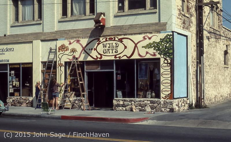 Wild Oats Huntington Beach CA 1973-06