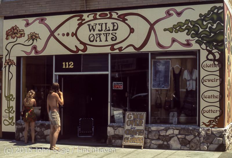 Wild Oats Huntington Beach CA 1973-09