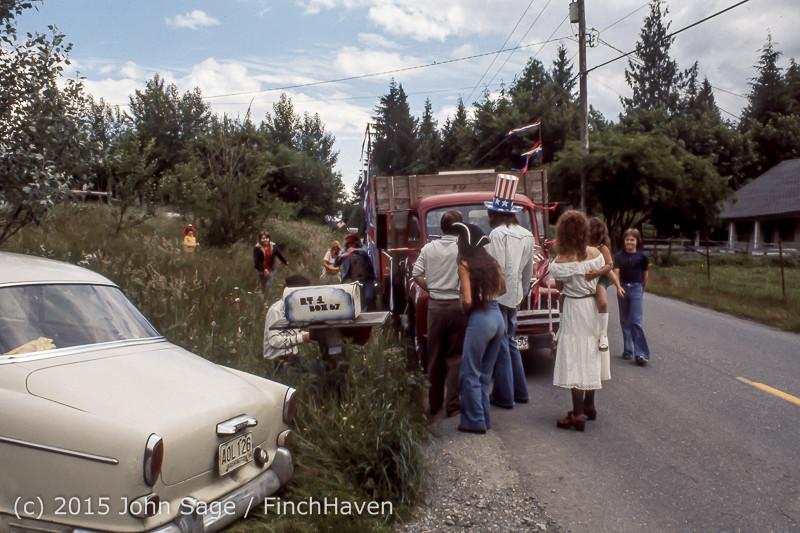 Bicentennial Celebration Granite Falls 1976-03