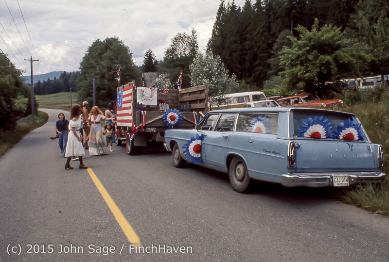 Bicentennial Celebration Granite Falls 1976-04