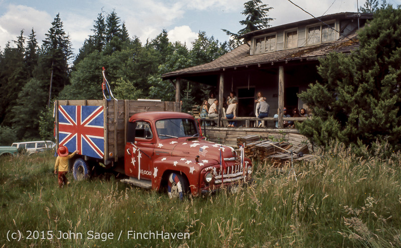 Bicentennial Celebration Granite Falls 1976-05