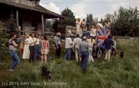 Bicentennial Celebration Granite Falls 1976-09