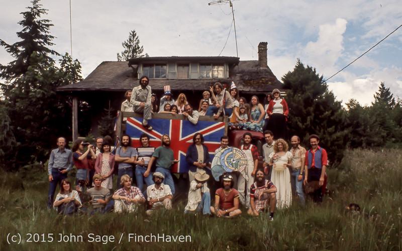 Bicentennial Celebration Granite Falls 1976-15