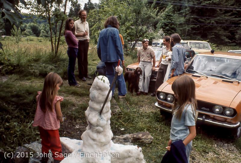 Bicentennial Celebration Granite Falls 1976-17