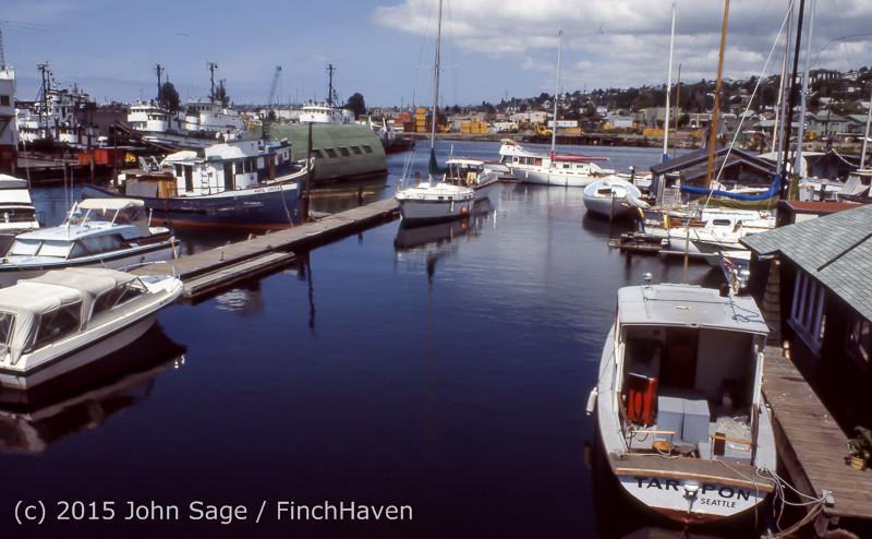Blanchard Wood Boat Repair Seattle WA June 1977-02