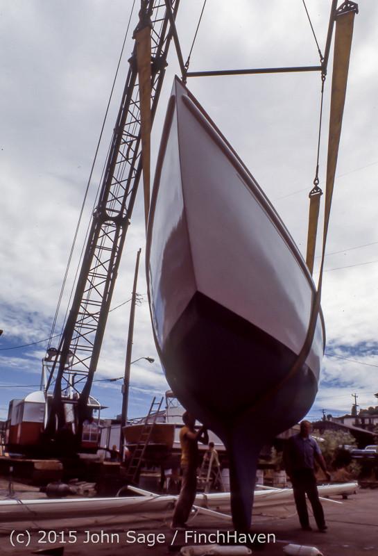 Blanchard Wood Boat Repair Seattle WA June 1977-07