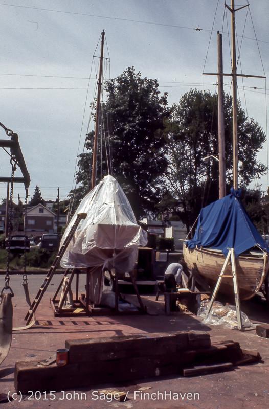 Blanchard Wood Boat Repair Seattle WA June 1977-08